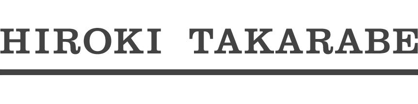 HIROKI TAKARABE creative archives